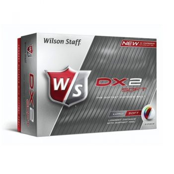 BOLA GOLF WILSON DX2 SOFT MEN